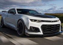 2021 Chevrolet Camaro Limited Colors