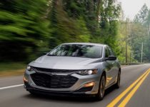 2021 Chevrolet Malibu RS Limited Color