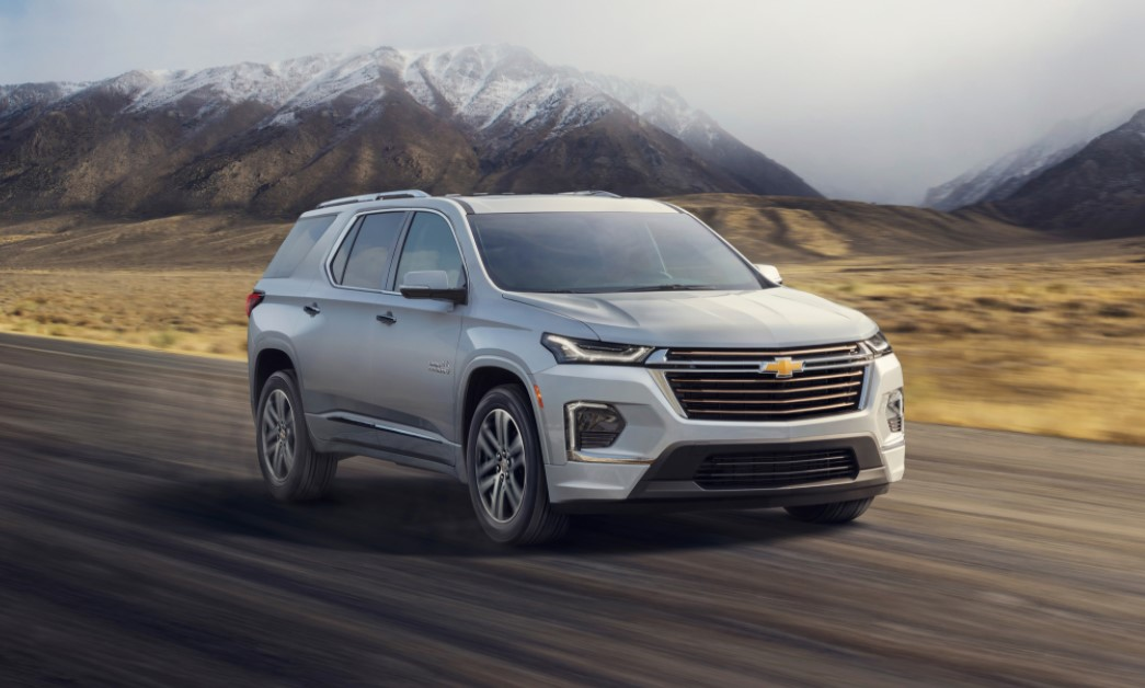2021 Chevrolet Traverse High Country Release Date