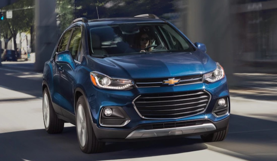 2021 Chevrolet Trax Release Date