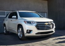 2022 Chevrolet Traverse High Country Release Date