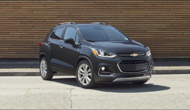 2022 Chevy Trax Release Date