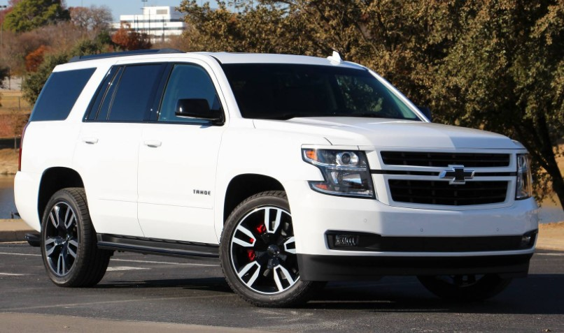 2022 Chevrolet Tahoe High Country Release Date