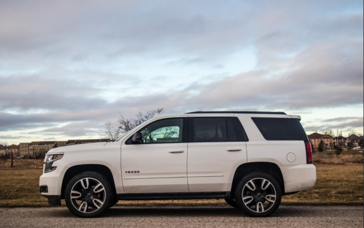 2022 Chevrolet Tahoe High Country Safety Change