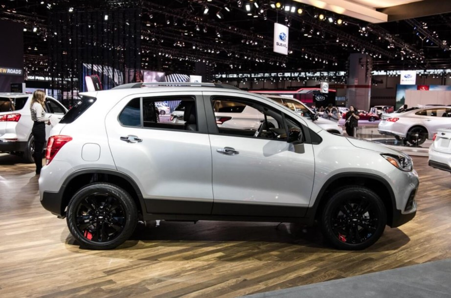 2022 Chevrolet Trax Redesign
