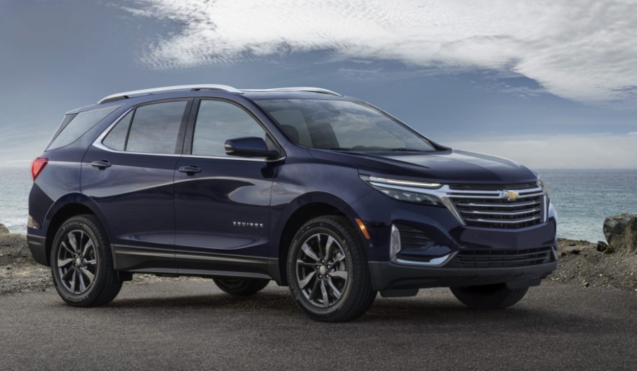 2022 Chevrolet Equinox Limited Colors