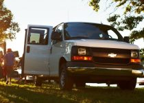 2022 Chevrolet Express Release Date