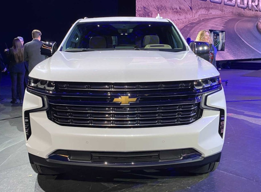 2022 Chevrolet Suburban RST Release Date