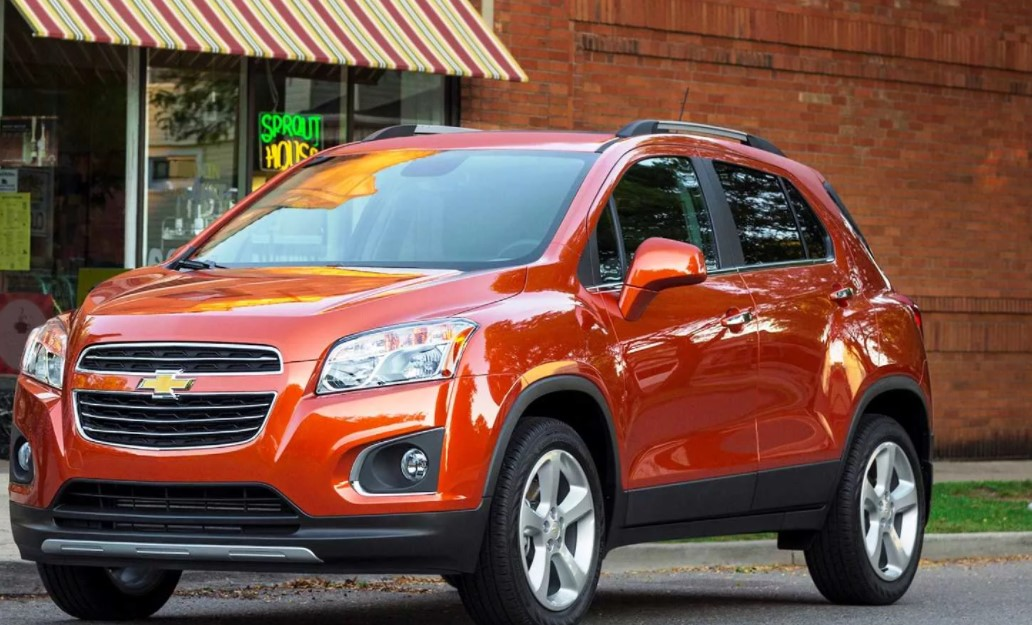 New 2022 Chevrolet Trax Rumor Release Transmission Change Redesign 2022 Chevy