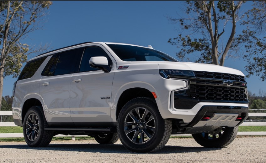 2022 Chevrolet Tahoe Limited Color