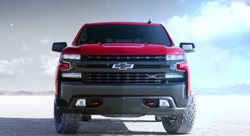 2022 Chevrolet Avalanche Specification